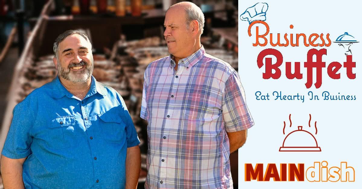 Ed & Phil Business Buffet Original Graphic
