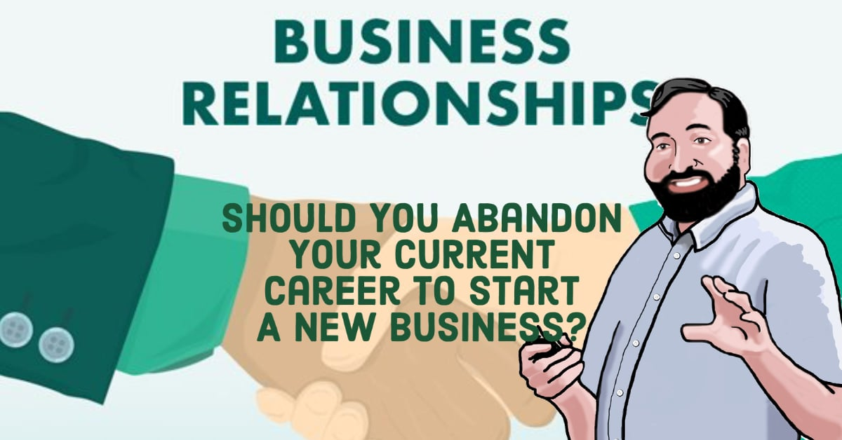 Building Business One Trust-Based Relationship At A Time