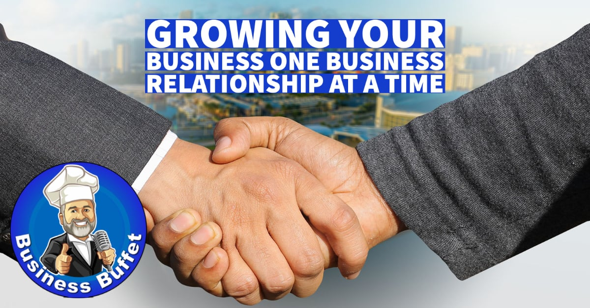 Growing you business one business relationship at a time